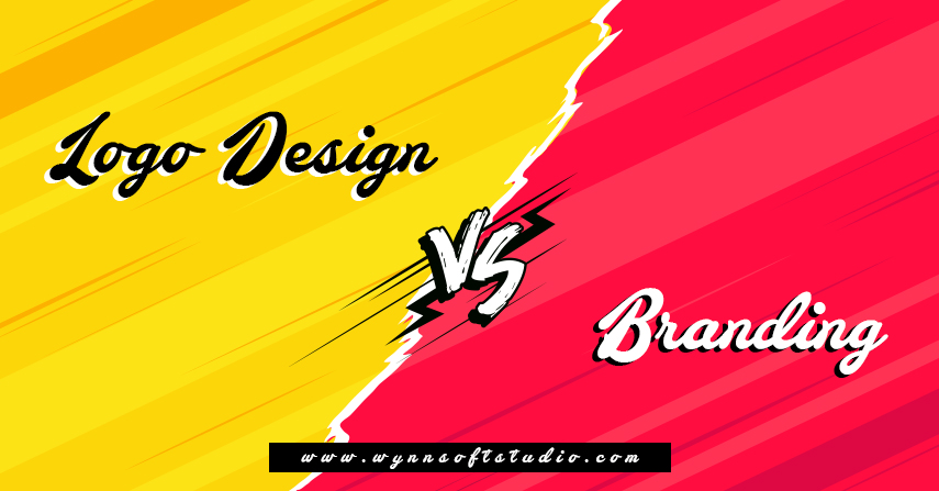 Logo design vs branding